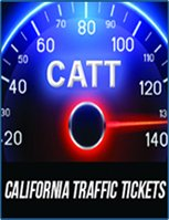 California Traffic Ticket Lawyers